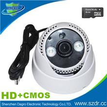 2014 New Products HD Camera 720 P High Definition 2 PCS IR Array Cmos 360 Degree Car Camera