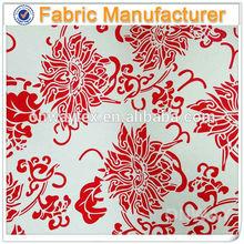 2014 new 100% pu Good price sofa fabric furniture leather for half fabric half leather sofa lambskin leather fabric hologram lea
