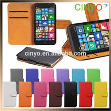 for nokia lumia 830 wallet leather case, leather wallet cover for nokia lumia 830