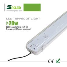 20w led tri-proof lights lamp washing sewing machine lg
