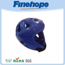 China factory new PU blue color funny helmet
