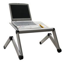 Folding Table Adjustable Height