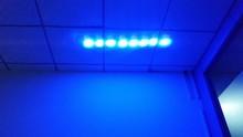 Hot sale!! 100cm linear outdoor IP65 waterproof RGBW 100W wall washer bar light