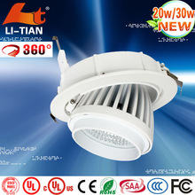 Newest Popular Cheap 30w decoration led down lighting