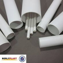 High Quality ASTM SCH40 SCH80 Full Form Pvc Pipe