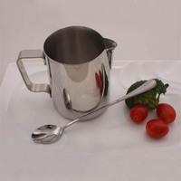 beautiful mug with spoon long handle