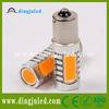 Hot sell high power 1156 car led light bulb ba15s base led tuning light