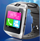 Hot multi-function GV08 smart watch pedometer/gps bluetooth phone watch