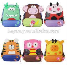 2015 Cheap kids school bag,kids cartoon school bag from factory