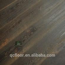wood wax oil brushed & natural oil oak hardwood flooring with wax oil flooring manufactuer