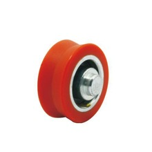nylon sliding door wheel / sliding wardrobe door roller