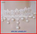 Chinois en gros pas cher dentelle perle bijoux collier