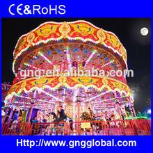 Entertainment decorative lighting 45mm RGB led funfair lights