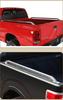 stainless steel bed rail caps ford ranger short bed