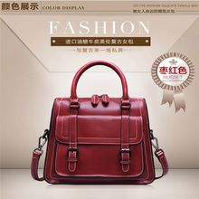 geniune leather handbag,fashion and noble ladies leather bag models, elegant models for ladies geniune leather handbag