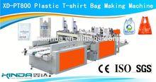 XD-PT1000 plastic bag making machine(india)
