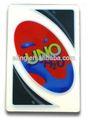 Werbe-spielkarten oder benutzerdefinierte spielen Karten oderindividuelle spielkarten 3d boden aufkleber