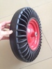 solid rubber wheel 3.50-8