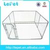 cheap galvanize tube modular kennel