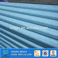 galvanized pipe support