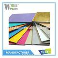 China fabricante de edifício de fachada painel composto de alumínio acp acm/painel composto de alumínio preço painel decorativo