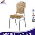 foshan de caoba silla de comedor conjunto hecho en china