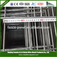 Construction welding iron bars for concrete reinforcement