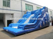 custom slip n slide inflatable,inflatable slide water
