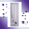 100% Polyester solid pattern jacquard window curtain