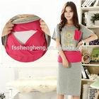 good quality cotton maternity shorts BK162