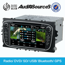 navigation ford s-max car multimedia system with GPS navigation bluetooth usb adapter for car radio
