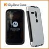 Full protection cell phone cover for Motorola Moto G2 XT1063