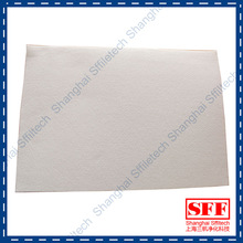 non-woven needle punched medium temperature polyester fiber