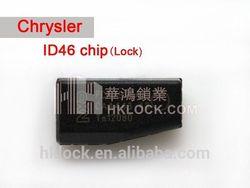 HKLOCK wholesale price PCF7936 transponder chip for chrysler id46 chip locked carbon