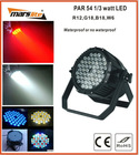 led 54*3w par light