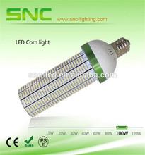 1456 PCS LED QTY 100W LED corn light for garage, home, office, hotel, hospital, school, street, garden