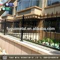 antico zincato a caldo pannelli di recinzione in ferro battuto