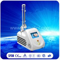CO2 laser vaginal tightening wrinkle removal fractional distillation unit