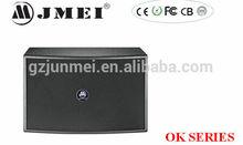 OK-102,karaoke series 2-way full range empty speaker cabinet