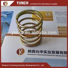 ti spring,titanium shock spring,titanium spring torsion testing equipment