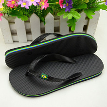 rubber beach slippers