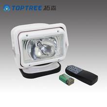 Wireless Remote Control 12v 24v Search Light Spotlight 35W 55W