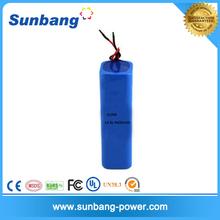 4400mah 18650 14.8v power tools use li-ion 18650 battery