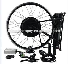 famous brand hub motor 3000w electric bike kit