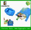 Fashion printing portable eco bag Waterproof nylon folding reusable bags travel big shopping bags women handbag