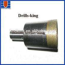 Sintered Diamond Core Glass Drill Bits