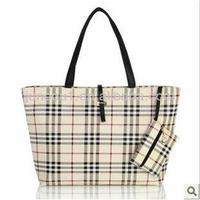 Factory Supplier Fashion Custom Wholesale PU leather handbag &italy handbag brands