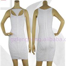 Wholesale ladies cut out mini white sleeveless evening dress alibaba china, prom dresses wholesale china