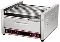 Hot Dog Bun machine Broiler & Food Warmer(IHD-09)