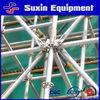 Suxin Brand Ringlock Scaffolding System High Framework Layher Type